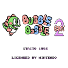 Bubble Bobble Part 2 (U) / Bubble Bobble 2 (J)