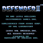 Defender II (U) / Star Gate (J)