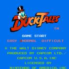 DuckTales (UE) / Wanpaku Dakku Yume Bōken (J)