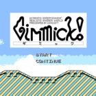 Gimmick! (J) / Mr. Gimmick (E)