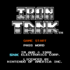 Iron Tank: The Invasion of Normandy (U, A) / Great Tank (J)