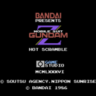 Kidou Senshi Z-Gundam: Hot Scramble