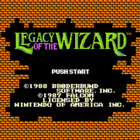 Legacy of The Wizard (U) / Dragon Slayer IV: Drasle Family (J)