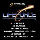 Life Force (U) / Salamander (J) / Life Force ~ Salamander (E, KR)