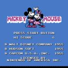 Mickey Mousecapade (U) / Mickey Mouse - Fushigi no Kuni no Daibouken (J)