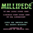 Millipede (U) / Millipede - Kyodai Konchuu no Gyakushuu (J)