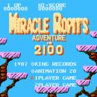 Miracle Ropit's Adventure in 2100
