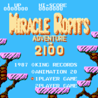 Miracle Ropit's Adventure in 2100