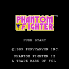 Phantom Fighter (U) / Reigen Doushi (J)