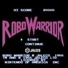 Robo Warrior (UE) / Bomber King (J)