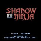 Shadow of the Ninja (U) / Yami no Shigotonin Kage (J) / Blue Shadow (E)