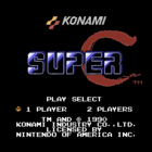 Super C (U) / Super Contra (J) / Probotector II: Return of the Evil Forces (E)