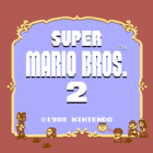 Super Mario Bros. 2 (UE) / Super Mario USA (J)