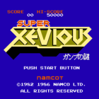 Super Xevious: GAMP no Nazo