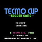 Tecmo Cup Soccer Game (U) / Tecmo Cup Football Game (E) / Captain Tsubasa (J)