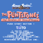 The Flintstones: The Rescue of Dino & Hoppy