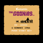 The Goonies / Vs. The Goonies