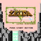 The Legend of Zelda (UE) / The Hyrule Fantasy - Zelda no Densetsu (J)