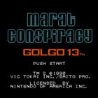 The Mafat Conspiracy (U) / Golgo 13: Dai-Nishou Icarus no Nazo (J)