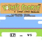 Yoshi's Cookie (UE) / Yoshi no Cookie (J)