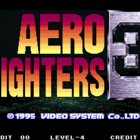 Aero Fighters 3 (UE) / Sonic Wings 3 (J)