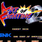Art of Fighting 2 (UE) / Ryuuko no Ken 2 (J)