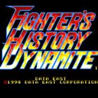 Fighter's History Dynamite (UJ) / Karnov's Revenge (E)