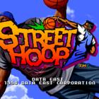 Street Hoop (E) / Dunk Dream (J) / Street Slam (U)
