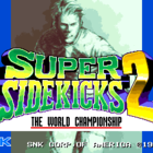 Super Sidekicks 2: The World Championship (UE) / Tokuten Ou 2: Real Fight Football (J)