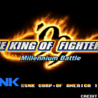 The King of Fighters '99: Millennium Battle (UE) / The King of Fighters '99 (J)