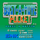 Bust-A-Move Pocket (U) / Puzzle Bobble Mini (JE)