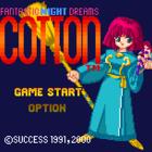 Cotton: Fantastic Night Dreams