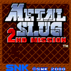 Metal Slug: 2nd Mission