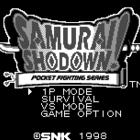Samurai Shodown! / Samurai Spirits! (J)