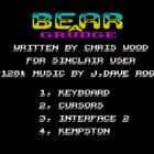 Bear a Grudge