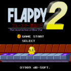 Flappy 2: The resurrection of Blue Star