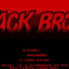 Jack Bros. (U) / Jack Bros. no Meiro de Hiihoo! (J)