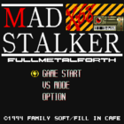 Mad Stalker: Full Metal Forth