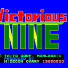 Victorious Nine