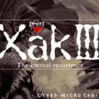 Xak III: The Eternal Recurrence