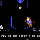 Dr. J and Larry Bird Go One-on-One