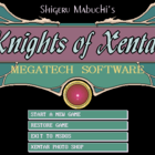Knights of Xentar / Dragon Knight III (J)