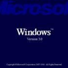 Microsoft Windows 3.x