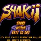 Shakii the Wolf (aka: Shakii)