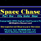Space Chase: Part One: City Under Seige