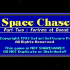 Space Chase: Part Two: Fortress of Doom!
