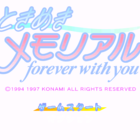 Tokimeki Memorial: Forever With You