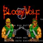 Bloody Wolf (U) / Narazumono Sentou Butai: Bloody Wolf (J)