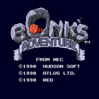 Bonk's Adventure (U) / PC Genjin - Pithecanthropus Computerurus (J)