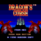 Dragon's Curse (U) / Adventure Island (J)